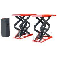 Подъёмник ножничный короткий заглубляемый г/п 3600 кг. Red Line Premium арт. R360SU