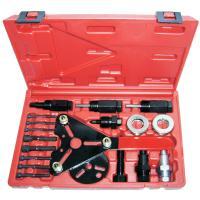 Licota ATL-9098 Набор для ремонта и обслуживания кондиционера, 19 предметов