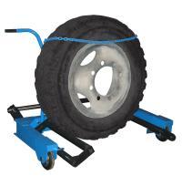 Тележка для перевозки колес П-254
