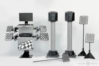 Мобильный стенд сход-развал 3D для грузовых автомобилей Техно Вектор 7 Truck 7204 HT MC