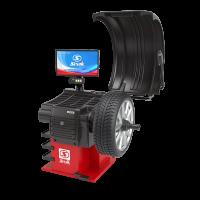 Балансировочный станок GELIOS с электромеханическим валом, УЗ датчиком и точечным лазерным указателем СБМП-60/3D Plus (УЗ, ЭМВ, ТЛУ)
