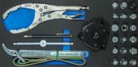 Licota ATA-5901 Набор для замены масла в ложементе EVA