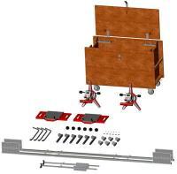 AXIS500 Стенд сход-развал для грузовых автомобилей