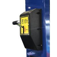 Подъемник двухстоечный г/п 4000 кг. электрогидравлический KraftWell арт. KRW4MU_blue #4