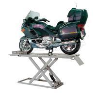 Подъёмник ножничный электрогидравлический для мотоциклов г/п 600 кг, Ravaglioli, KP1396E