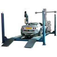 Подъемник четырехстоечный г/п 5000 кг. Платформы гладкие Werther 450-3DA(OMA526L5)