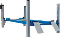Подъемник четырехстоечный электрогидравлический Ravaglioli 4502E
