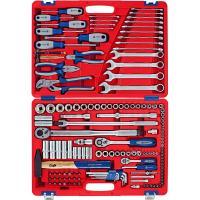 Набор инструментов универсальный, 146 предметов МАСТАК 01-146C фото