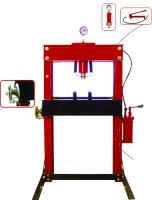 ZX0901G Пресс напольный гидравлический, ручной. 40 т.
