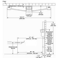 Hunter WA310/22NE-421WM3S Стенд развал-схождения #2