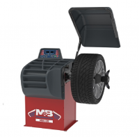 M&B WB280 Балансировочный станок с автоматическим вводом трех параметров