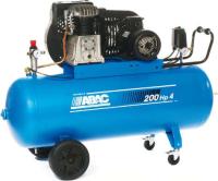 Поршневой ременной компрессор с двухступенчатой головкой B4900B/200 CТ4
