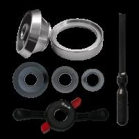 Комплект для легковых колес (с гайкой SIVIK) фото