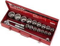 Набор инструментов MATRIX 13536 12 гранные