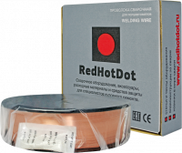 Cварочная омеднённая проволока RedHotDot, арт. MR08205