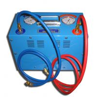установка для сбора и откачки хладагента SMC-4002