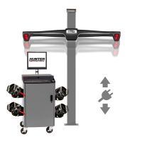 Стенд сход-развал 3D, 4-x камерный, лифтовая стойка, QuickGrip адаптеры, HUNTER, WA510E/HE421LZ3E