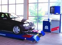 Стенд контроля состояния подвески и рулевого управления PMS 3/X