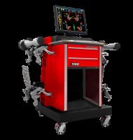 Стенд для регулировки углов установки колёс JOHN BEAN Visualiner V1100