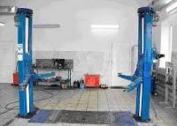 Автоподъемник ИНКОСТ П1018 электромеханический двухстоечный 3,5 т