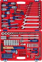 Набор инструментов универсальный, 155 предметов МАСТАК 01-155C #3