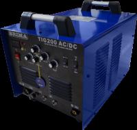 Установка аргонодугой сварки BRIMA TIG-200 AC/DC