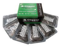 Заплаты радиальные 57*76мм (1 слой корда) CLIPPER K110 (НАБОР 10 ШТ.)