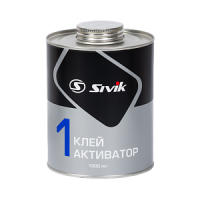 Клей активатор SIVIK (с кистью), 1000 мл GA-1000