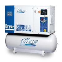 Компрессор винтовой Fiac New Silver D 15/500 1430 л/мин, 500 л, осушитель фото