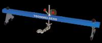 Трапеция с одним винтом на 500 кг Trommelberg C103611