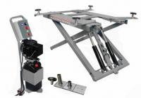 Siver 7630A Подъёмник ножничный, мобильный