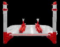 Оборудование для кузовного ремонта Стапели