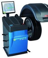 MT 857 DT, Балансировочный стенд c ЖК-монитором, автоввод 2-х параметров колеса, RAL 7040 Beissbarth