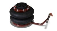 Домкрат пневматический Siver СД-01 2.5 т
