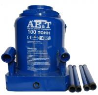 Домкрат бутылочный Т202100 AE&T 100т фото
