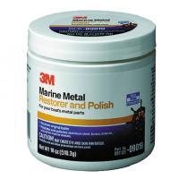 3M 09019 Полировальная паста для металла Marine (500 мл)