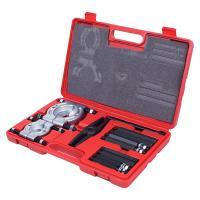 Съемник подшипников, 30-75 мм, сегментного типа, кейс, 12 предметов МАСТАК 104-10375C