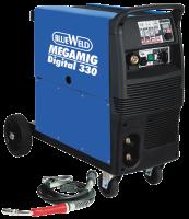 Цифровой сварочный полуавтомат MEGAMIG DIGITAL 330