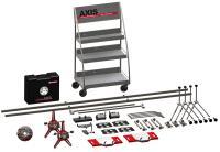 купить AXIS4000 Компьютерный стенд сход развал для грузовиков   924 000 013