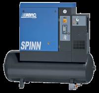 Винтовой компрессор ABAC Spinn 7.510-270ST фото