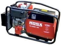 Агрегат сварочный,универсальный,дизельный - MOSA TS 200 DS/CF