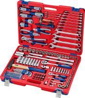 Набор инструментов универсальный, 155 предметов МАСТАК 01-155C фото