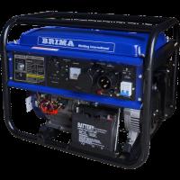Электрогенератор BRIMA LT 6500EB-1