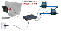 Стенд сход-развал Техно Вектор 4 модель 4108
