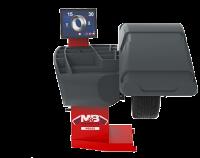 MB600 Балансировочный станок,сонар, тачскрин, автоматический ввод 3 параметров