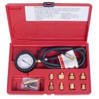 Манометр для измерения давления масла, 0-7 бар, комплект адаптеров МАСТАК 120-20020C
