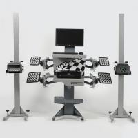 Мобильный стенд сход-развал Техно вектор 3D 7202 MC