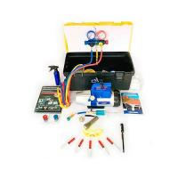 Портативное устройство для вакуумирования и заправки систем кондиционирования SMC-042-3 New