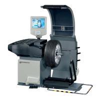 Балансировочный стенд, TFT-монитор, автоввод параметров колеса, пневмозажим, BEISSBARTH, MT 885 ADP OEM