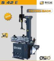 Автоматический шиномонтажный стенд с устройством взрывной накачки SICE S42E GP 2V